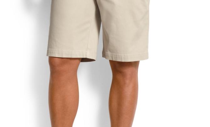 Shorts på jobb?