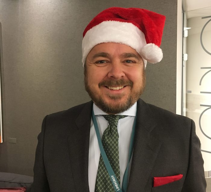 God jul fra bizznissen!