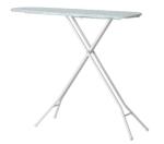 Ruter strykebrett fra IKEA. Stødig og enkelt å bruke