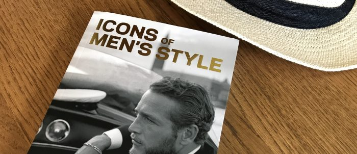 Boktips: Icons of Men's Style