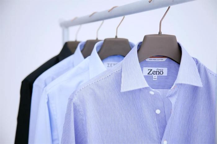 Kjøp tre skjorter – betal for to hos Zeno(sponset)